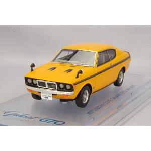 ☆ ENIF 1/43 三菱 コルト ギャラン GTO MR 1970 ケニアオレンジ 【レジン製】 kidbox