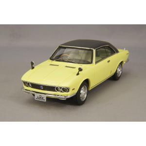☆ ENIF 1/43 マツダ ルーチェ ロータリークーペ 1969年型 ムーンライトイエロー/レザートップ kidbox