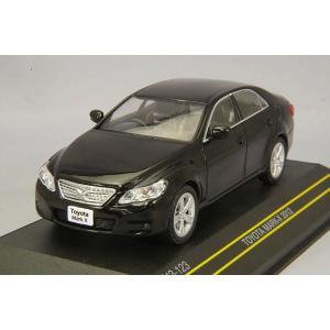 First43 1/43 トヨタ マークX 2012 ブラック|kidbox