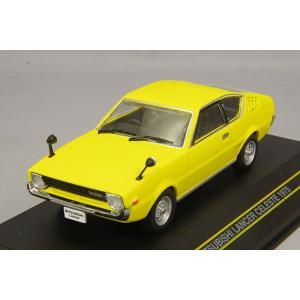 First43 1/43 三菱 ランサー セレステ 1975 イエロー|kidbox