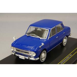 First43 1/43 日産 ブルーバード 410 1963 ブルー|kidbox