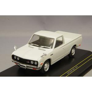 First43 1/43 ダットサン 620/1800 ホワイト|kidbox