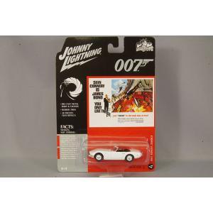 ジョニーライトニング 1/64 1967 トヨタ 2000GT 「007は二度死ぬ」|kidbox