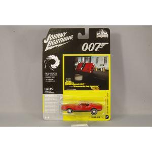 ジョニーライトニング 1/64 1971 フォード マスタング マッハ1 「007 ダイヤモンドは永遠に」|kidbox