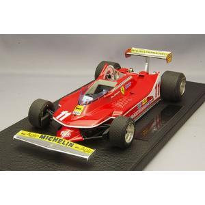 ☆ TOPMARQUES 1/18 フェラーリ 312 T4 1979 F1 #11 J.シェクター kidbox