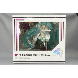 グッドスマイルレーシング 1/7 レーシング ミク 2012 Ver. 塗装済み完成品 全高260mm 【PVC製】|kidbox