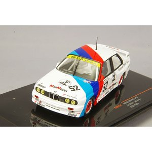 イクソ 1/43 BMW E30 M3 1988 ETCC #52 J.ラフィット/W.ヴォクト|kidbox