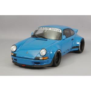 GT SPIRIT Asia Exclusiveアイテム第五弾はRWB 911のブルーカラー。RWB...