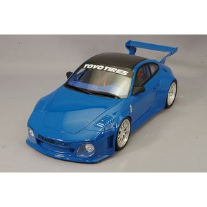 ☆ GTスピリット 1/18 Old&New ボディキット ブルー|kidbox