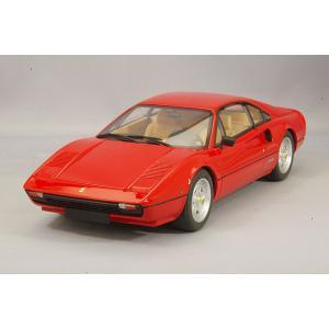 【決算セール〜9/30】☆ GTスピリット 1/18 フェラーリ 308 GTBi レッド|kidbox