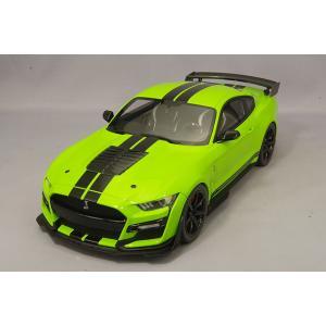 ☆ GTスピリット 1/18 フォード シェルビー GT500 グリーン 【レジン製】|kidbox