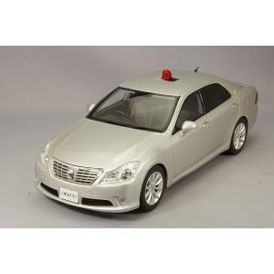 ☆ RAI'S 1/18 トヨタ クラウン GRS202 2011 警察本部交通部交通覆面車両 銀|kidbox