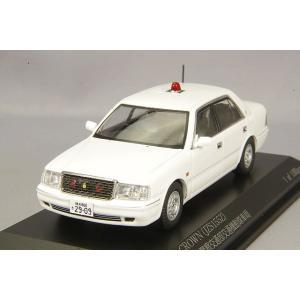 ☆ RAI'S 1/43 トヨタ クラウン (JZS155Z) 2000 神奈川県警察交通部交通機動隊車両|kidbox