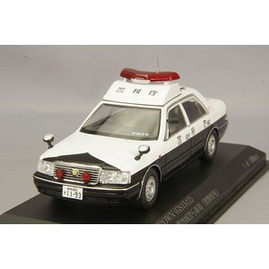 ☆ RAI'S 1/43 トヨタ クラウン (GS151Z) 2000 警視庁所轄署地域警ら車両 (歌舞伎号)|kidbox