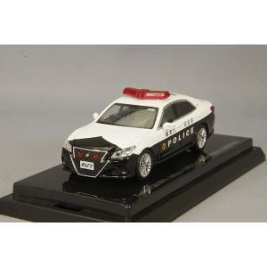 ☆ RAI'S 1/64 トヨタ クラウン アスリート GRS214 神奈川県警察交通機動隊車両 468|kidbox