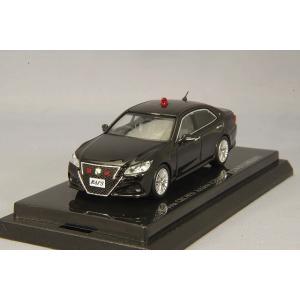 ☆ RAI'S 1/64 トヨタ クラウン アスリート GRS214 警察本部交通覆面車両 黒|kidbox