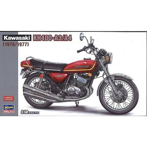 ☆ ハセガワ プラモデル 1/12 カワサキ KH400 A3/A4 1976/1977|kidbox