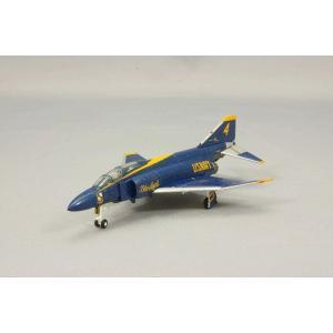 ヘルパウィングス F-4J アメリカ海軍 ブルーエンジェルス No.4(1/200スケール 556408)の商品画像|ナビ