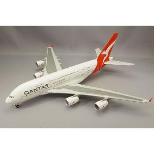 A380 カンタス航空 新塗装 VH-OQF `Charles Kingsford Smith` (1/200スケール 559423)の商品画像|ナビ