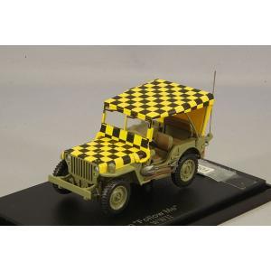 【決算セール〜9/30】ホビーマスター 1/48 ウィリス MBジープ アメリカ陸軍航空隊 フォローミー|kidbox