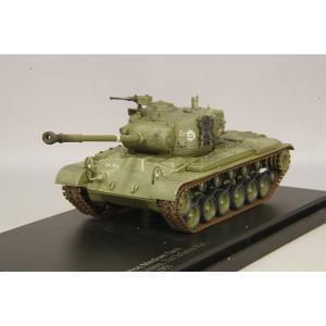 【決算セール9/30まで】ホビーマスター 1/72 M46 パットン アメリカ陸軍 第31歩兵連隊 戦車中隊|kidbox