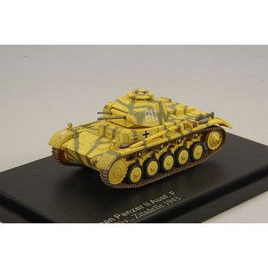 【決算セール9/30まで】ホビーマスター 1/72 ドイツ軍 II号戦車 F型 シタデル 1943|kidbox