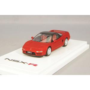 ☆ ホビージャパン 1/64 ホンダ NSX (NA1) タイプR 1992 カスタムカラーバージョン マットレッドメタリック|kidbox
