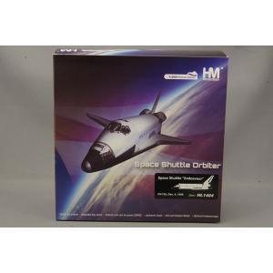 ホビーマスター 1/200 スペースシャトル オービター エンデバー 1998|kidbox