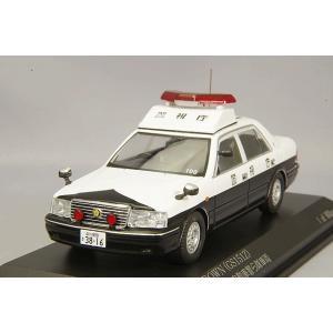 ☆ 【宮沢模型流通限定】 RAI'S 1/43 トヨタ クラウン GZ151Z 2000 警視庁地域部自動車警ら隊車両 100|kidbox