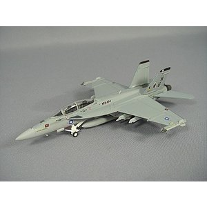 【決算セール〜9/30】ホーガン Mシリーズ 1/200 F/A-18F アメリカ海軍 VFA-154 ブラックナイツ NG101|kidbox