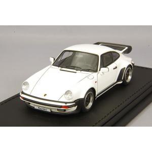 ☆ イグニッションモデル 1/43 ポルシェ 911 930 ターボ ホワイト/アロイホイール16インチ(ポリッシュ/ブラック) kidbox