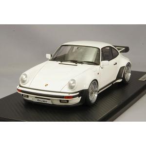 ☆ イグニッションモデル 1/18 ポルシェ 911 (930) ターボ ホワイト/BBS RSタイプ18インチ(ポリッシュ/シルバー)|kidbox