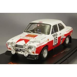 イクソ 1/18 フォード エスコート MK1 RS 1600 1971 RAC ラリー 5位 #16 T.マキネン/H.リッドン|kidbox