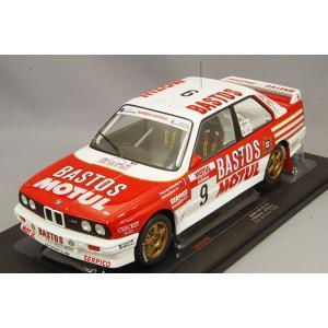 イクソ 1/18 BMW E30 M3 1988 ツールドコルス #9 F.Chatriot / M.Perin|kidbox