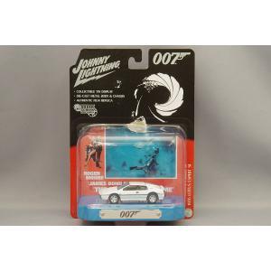 """ジョニーライトニング 1/64 ロータス エスプリ 1977 ジェームズ・ボンド 007 """"私を愛し..."""