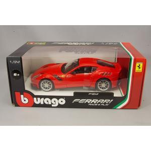 ブラゴ 1/24 フェラーリ F12tdf レッド 【再入荷】 kidbox
