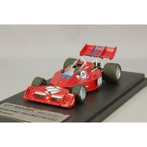 ☆ KBモデルxCPモデル 1/43 マルティニ テクノ PA123 1973 F1 #22 C.エイモン kidbox
