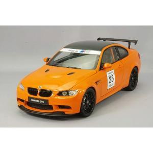 ・☆ 京商 1/18 BMW M3 GTS (E92) ファイアーオレンジNo25|kidbox