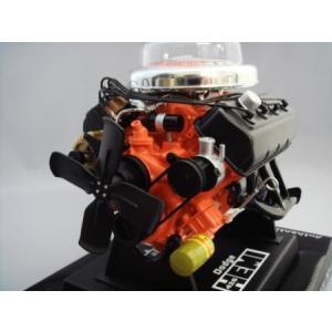 Liberty Classics 1/6 ヘミ 426 エンジン|kidbox