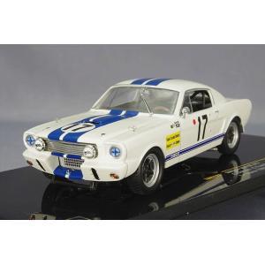 イクソ 1/43 シェルビー 350 GT 1967 ルマン24H #17 C.Dubois / C.Tuerlinckx|kidbox