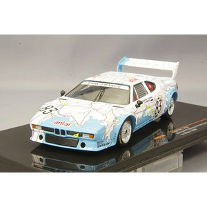 イクソ 1/43 BMW M1 1980 ルマン24H #83 D.ピローニ/D.クエスター/M.Mignot|kidbox