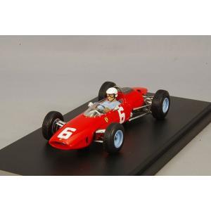 ☆ ルックスマート 1/43 フェラーリ 156 1964 F1 イタリアGP #6 L.スカルフィオッティ kidbox