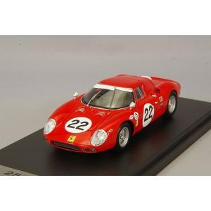 ☆ ルックスマート 1/43 フェラーリ 250 LM 1966 デイトナ24H #22 J.リント/B.ボンデュラント kidbox