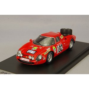 ☆ ルックスマート 1/43 フェラーリ 250 LM 1969 ツールドフランス #192 J-P.Rouget / J-C.Depret kidbox