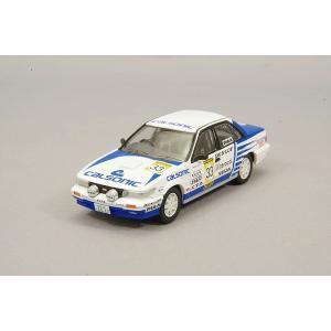 トミカリミテッドヴィンテージNEO 1/64 日産 ブルーバード SSS-R チーム カルソニック 1988 全日本ラリー #33 kidbox