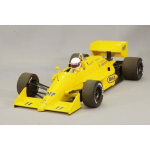 ☆ ミニチャンプス 1/18 ロータス ホンダ 99T 1987 F1 モナコGP #11 中嶋悟|kidbox