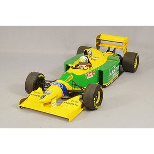 ☆ ミニチャンプス 1/18 ベネトン フォード B193 1993 F1 イギリスGP 3位 #6 R.パトレーゼ kidbox