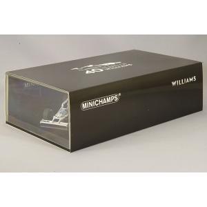 ☆ ミニチャンプス 1/43 ウィリアムズ F1 40周年記念 2台セット フォード FW06 1978 A.ジョーンズ & マルティニ FW40 2017 F.マッサ|kidbox|04