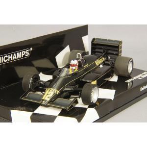 ☆ ミニチャンプス 1/43 ロータス ルノー 94T 1983 F1 #12 N.マンセル 【レジン製】|kidbox