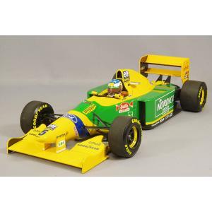 ☆ ミニチャンプス 1/18 ベネトン フォード B193 1993 F1 ポルトガルGP ウィナー #5 M.シューマッハ kidbox